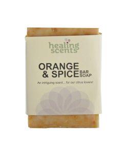 Healing Scents Orange & Spice Bar Soap
