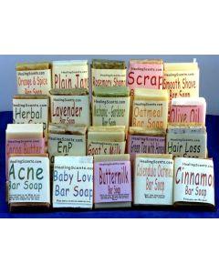 Herbal Bar Soap