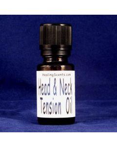 Head & Neck Tension Oil