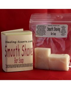 Smooth Shaving Bar Soap